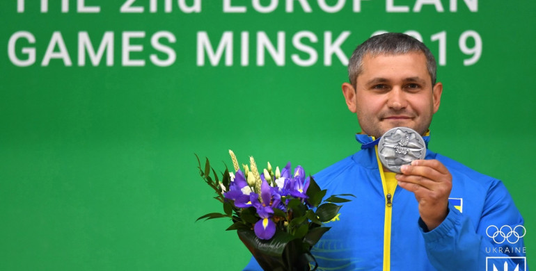Рівнянин здобув срібло Європейських ігор у Мінську