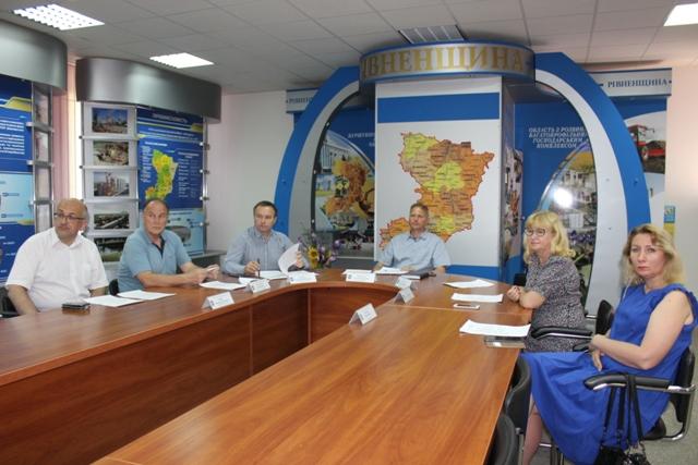 Агенція регіонального розвитку Рівненщини прозвітувала за півроку роботи