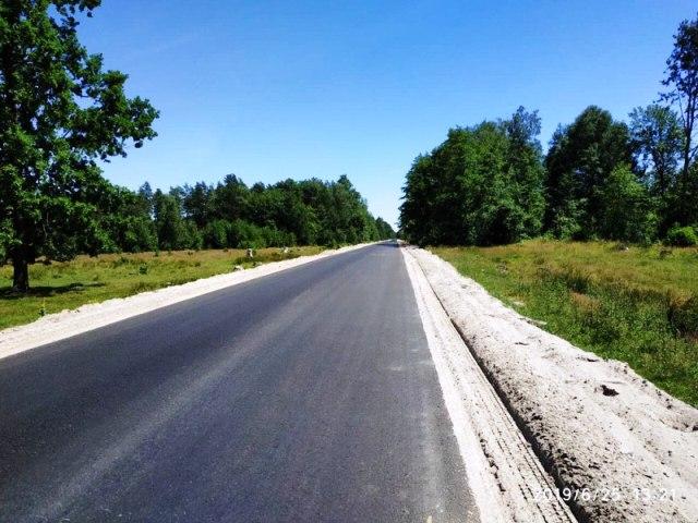 На Рівненщині ремонтують дороги місцевого значення