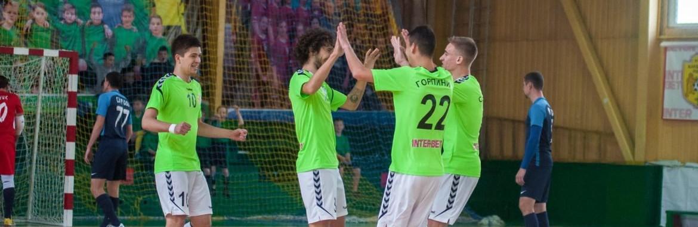 Футзальна команда «Кардинал-Рівне» підсумувала виступи в Екстра-лізі