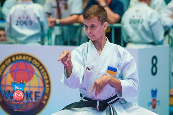 Спортсмен з Рівного став призером Світового Чемпіонату