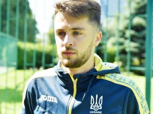 Острожанин Олексій Хахльов-молодший повернувся переможцем із Чемпіонату світу з футболу U-20