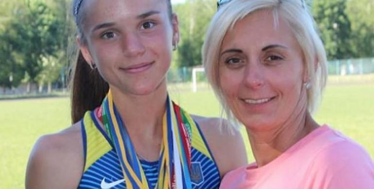 Рівненська легкоатлетка здобула дві Міжнародних медалі