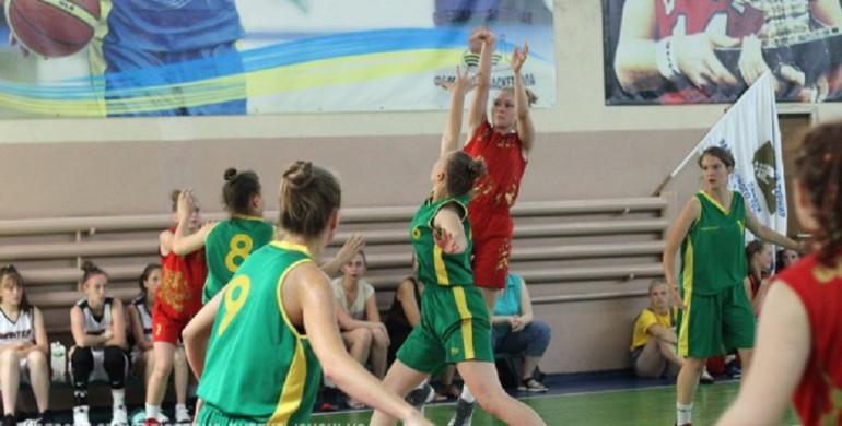 Рівненські баскетболістки підкорили Одесу