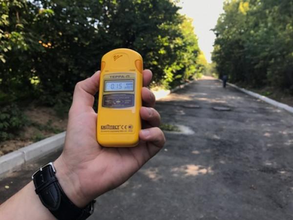 В Острозі зріс радіаційний фон
