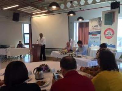 Острозькі представники беруть участь у Міжнародній школі ісламознавства