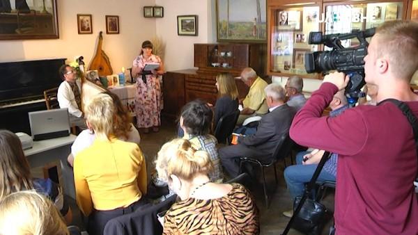 У Рівненському літературному музеї Уласа Самчука вшанували пам'ять видатного земляка (ФОТО, ВІДЕО)
