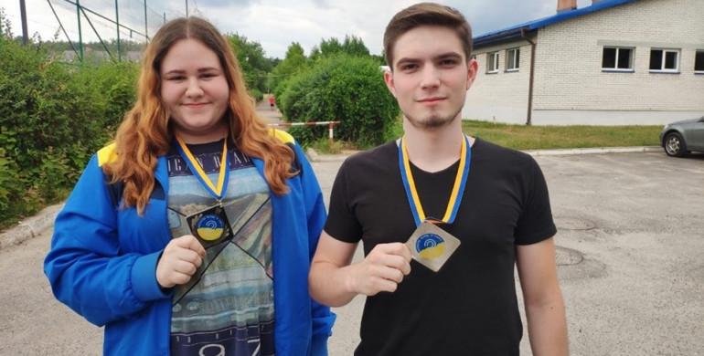 Рівняни здобули срібло на Чемпіонату України