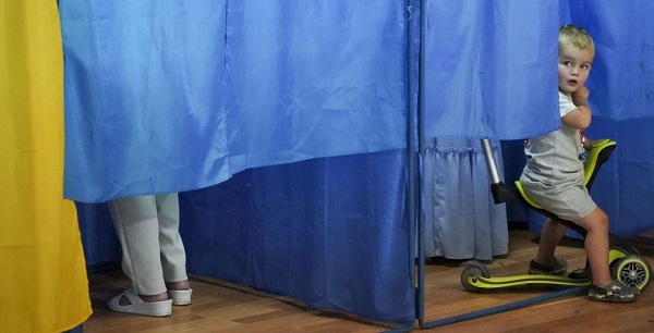 Нинішні вибори до Верховної Ради малолюдні