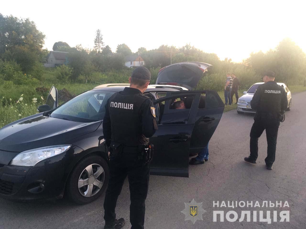 У Рівному заарештували іноземця, який викрав із авто понад 200 тисяч гривень