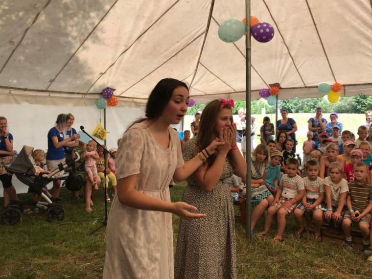 На Острожчині стартує християнський табір