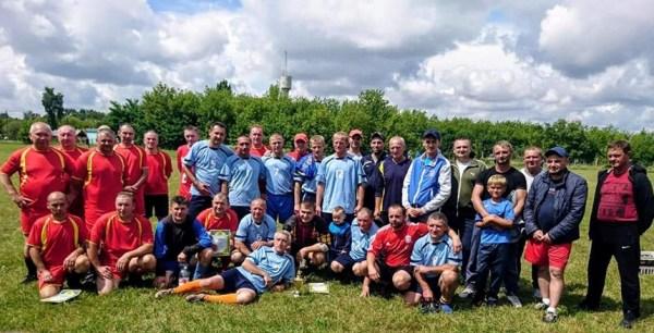 У Довгошиях на Млинівщині відбувся турнір пам'яті тренера Анатолія Теслюка