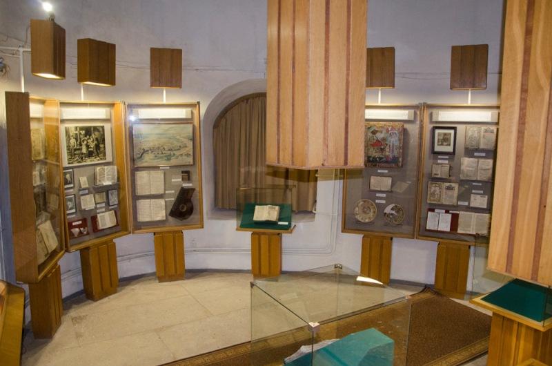 В Острозі презентують проект «Інтерактивний музей стародруків»