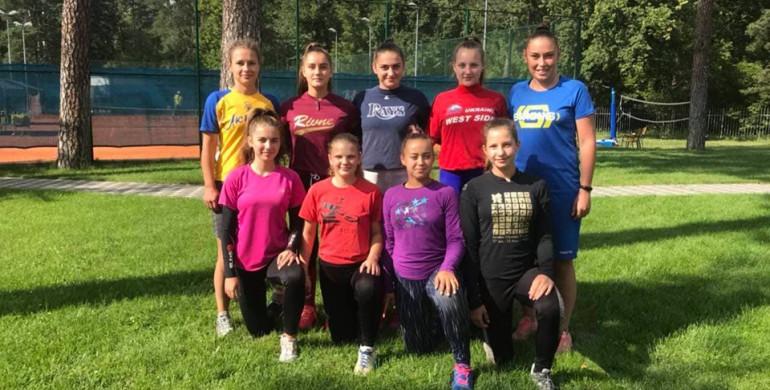 Рівненські софтболістки зіграють на Чемпіонаті Європи