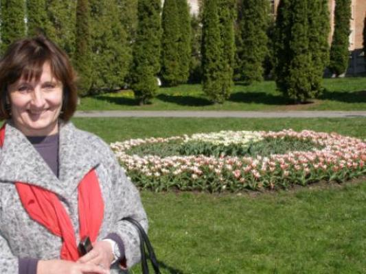 Волинянка робить Рівне чи не найбільш квітучим містом України
