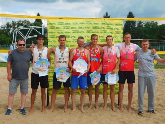 У Млинові фінішував етап Чемпіонату України з пляжного волейболу