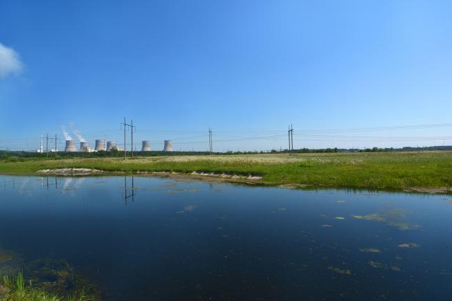 Річку Стир перевірили на забруднення від РАЕС