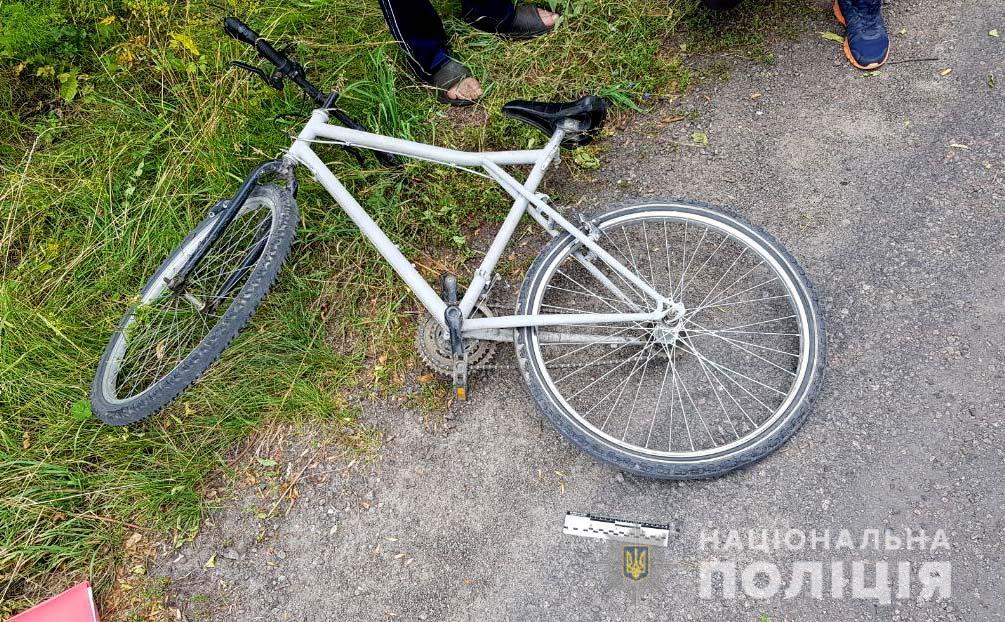 Крадія велосипедів здолбунівські поліцейські затримали за грабіж (Фото)
