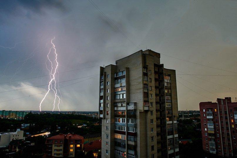 Увага: штормове попередження на Рівненщині