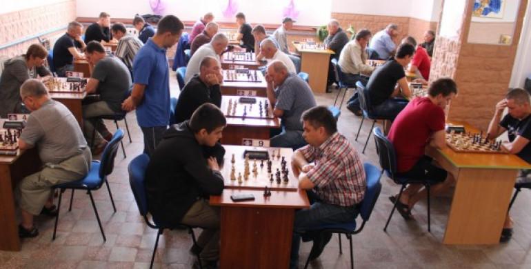 У Клесові відбувся сьомий етап шахового Кубку Рівненщини