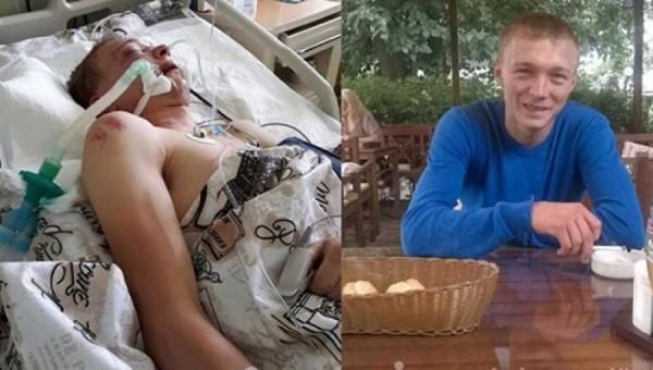 Хлопець, якого побили минулої ночі в Острозі, перебуває в комі: родина просить про допомогу