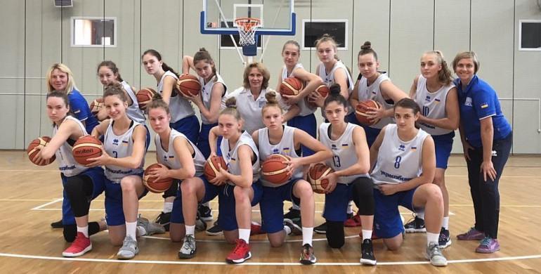 Рівненські баскетболістки  стали сьомими на Чемпіонаті Європи