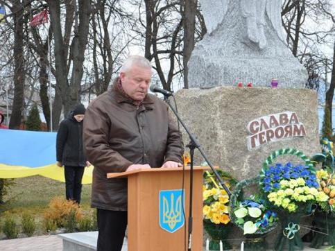 Демидівського депутата нагородили грамотою
