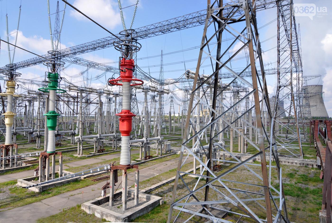На Рівненській АЕС зупинено роботу двох реакторів