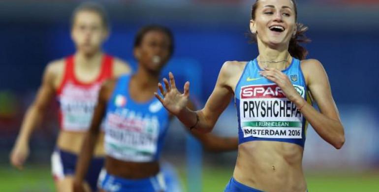 Рівненська легкоатлетка готується до Чемпіонату Світу