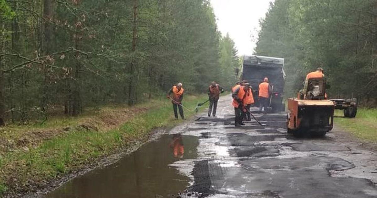 На Володимиреччині передбачили кошти на ремонт доріг