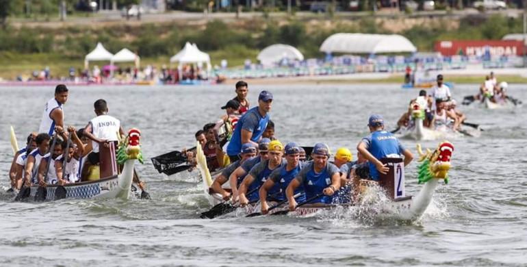 Рівненські веслярі готуються до Чемпіонату Світу