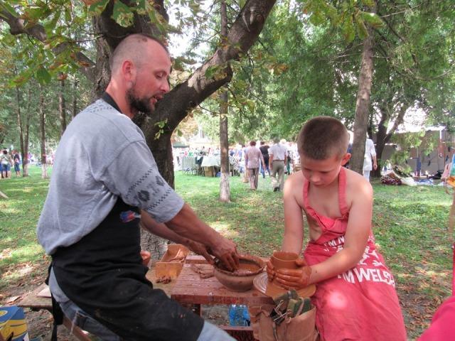 На Дубенщині відбулося святкування фестивалю «З народної криниці»