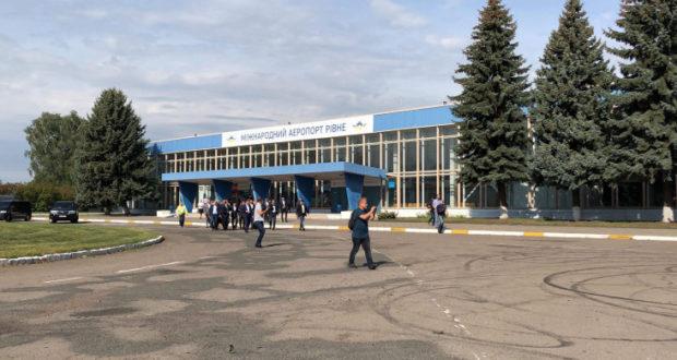 Новий очільник РОДА та міський голова зустріли Володимира Зеленського