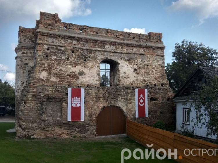 Жителів Острожчини запрошують на святкування іменин Культурного барбакану