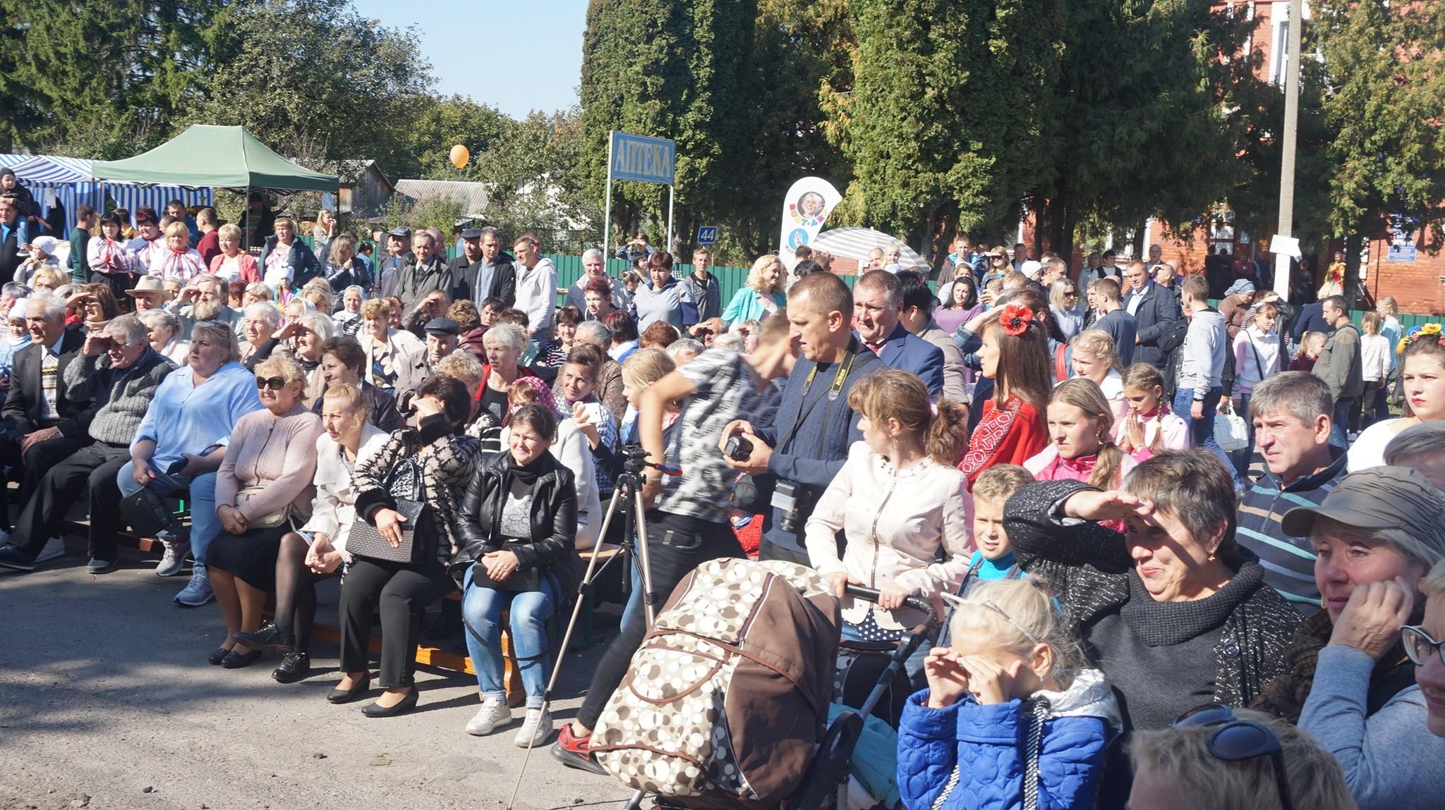 На Рівненщині відбувся фестиваль народної творчості «Мирогоща Fest 2019»
