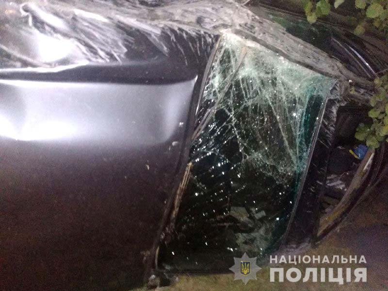 На Володимиреччині жінка тяжко травмувалася внаслідок ДТП
