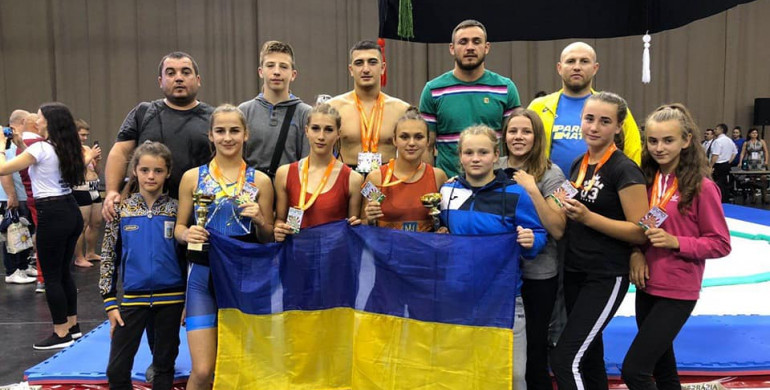 Рівненські сумоїсти здобули перемогу на Чемпіонаті Європи