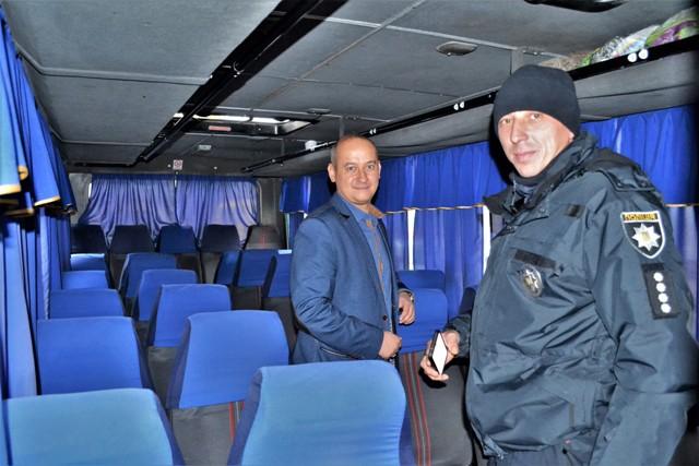У Рівному перевіряють міжміські автобуси