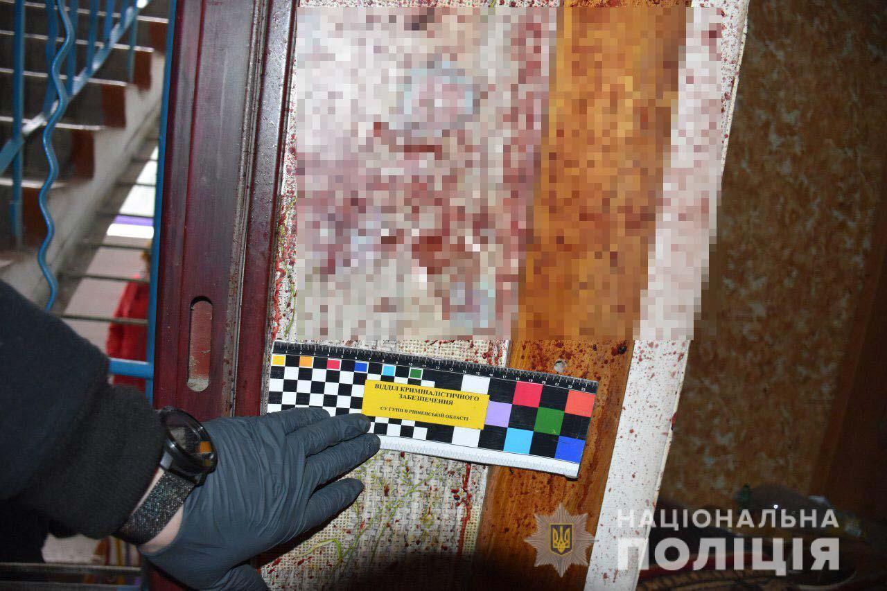 Рівненські поліцейські затримали вбивцю