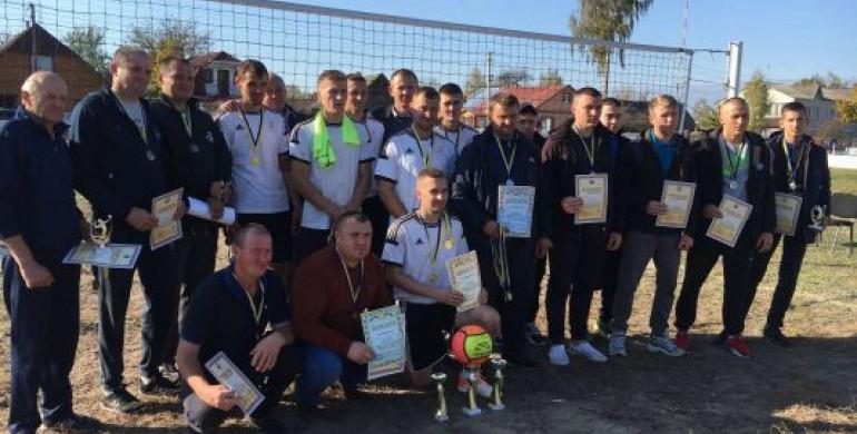 На Рівненщині відбувся волейбольний турнір в пам'ять про вчителів