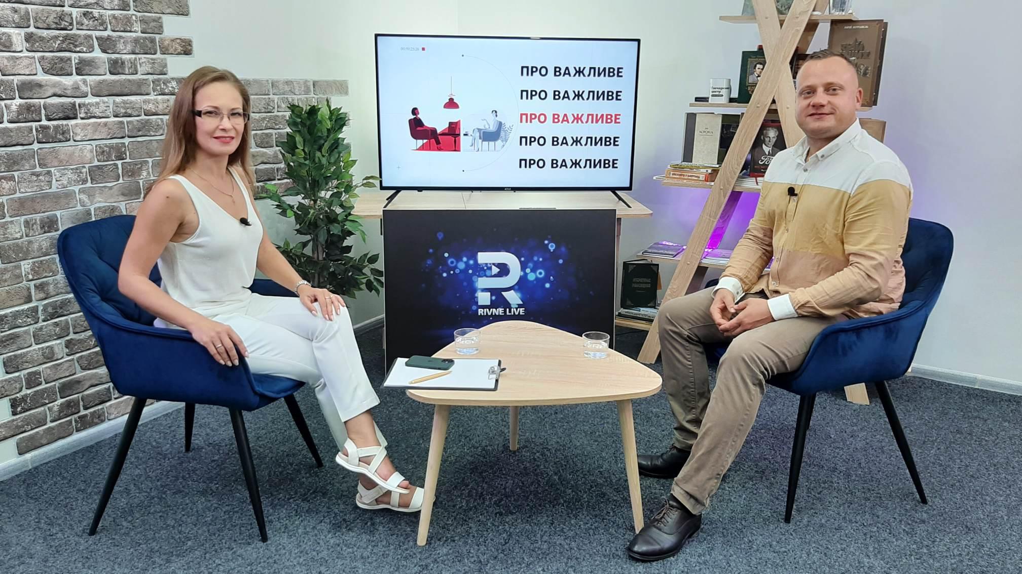 Керівник КП «Вараштеплоканал» Юрій Трачук поділився секретами успіху (ВІДЕО)