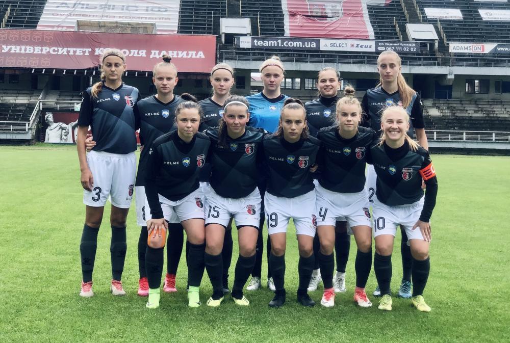 Жіноча команда Рівненського