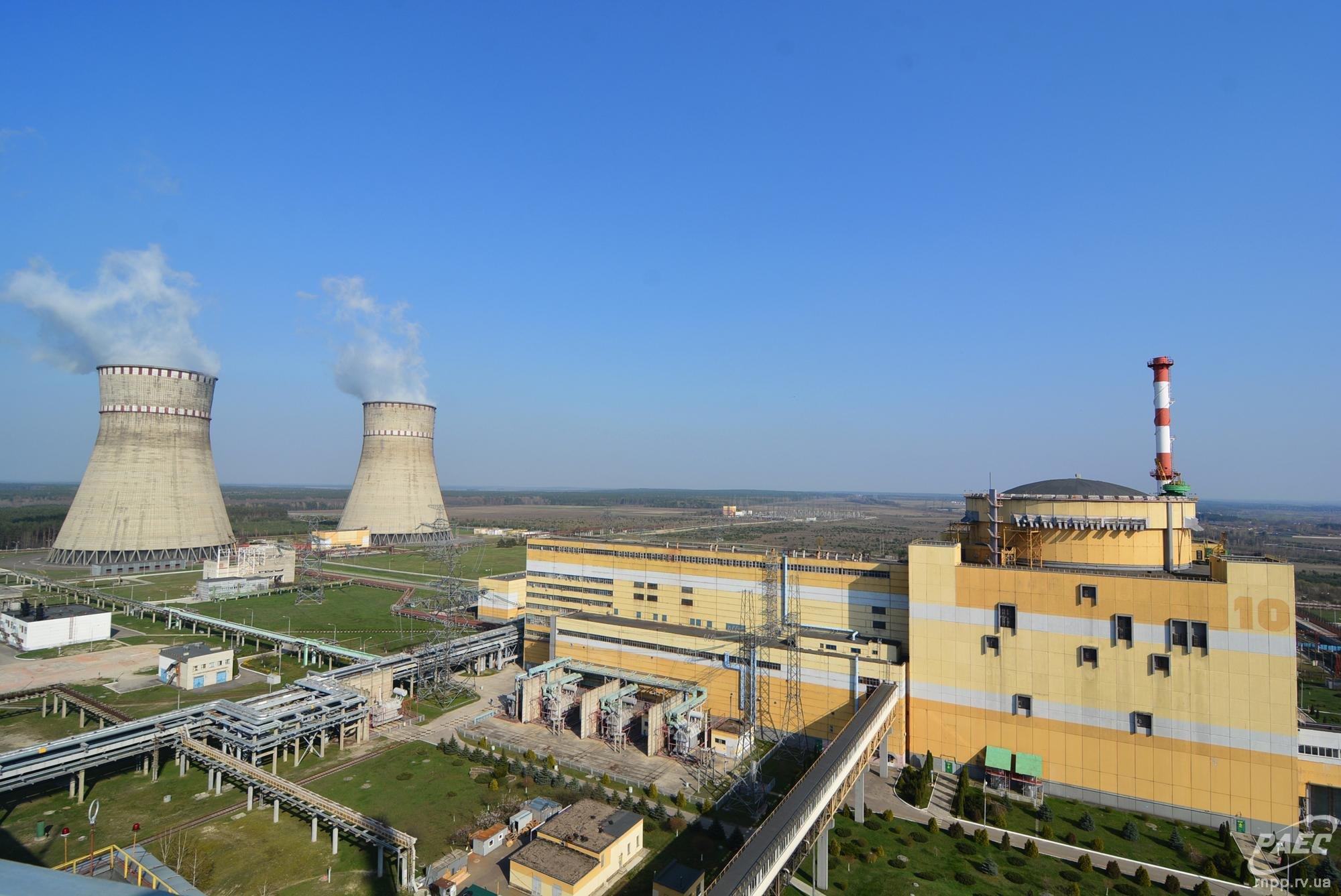 Один з енергоблоків Рівненської АЕС виведуть на ремонт: скільки триватимуть роботи