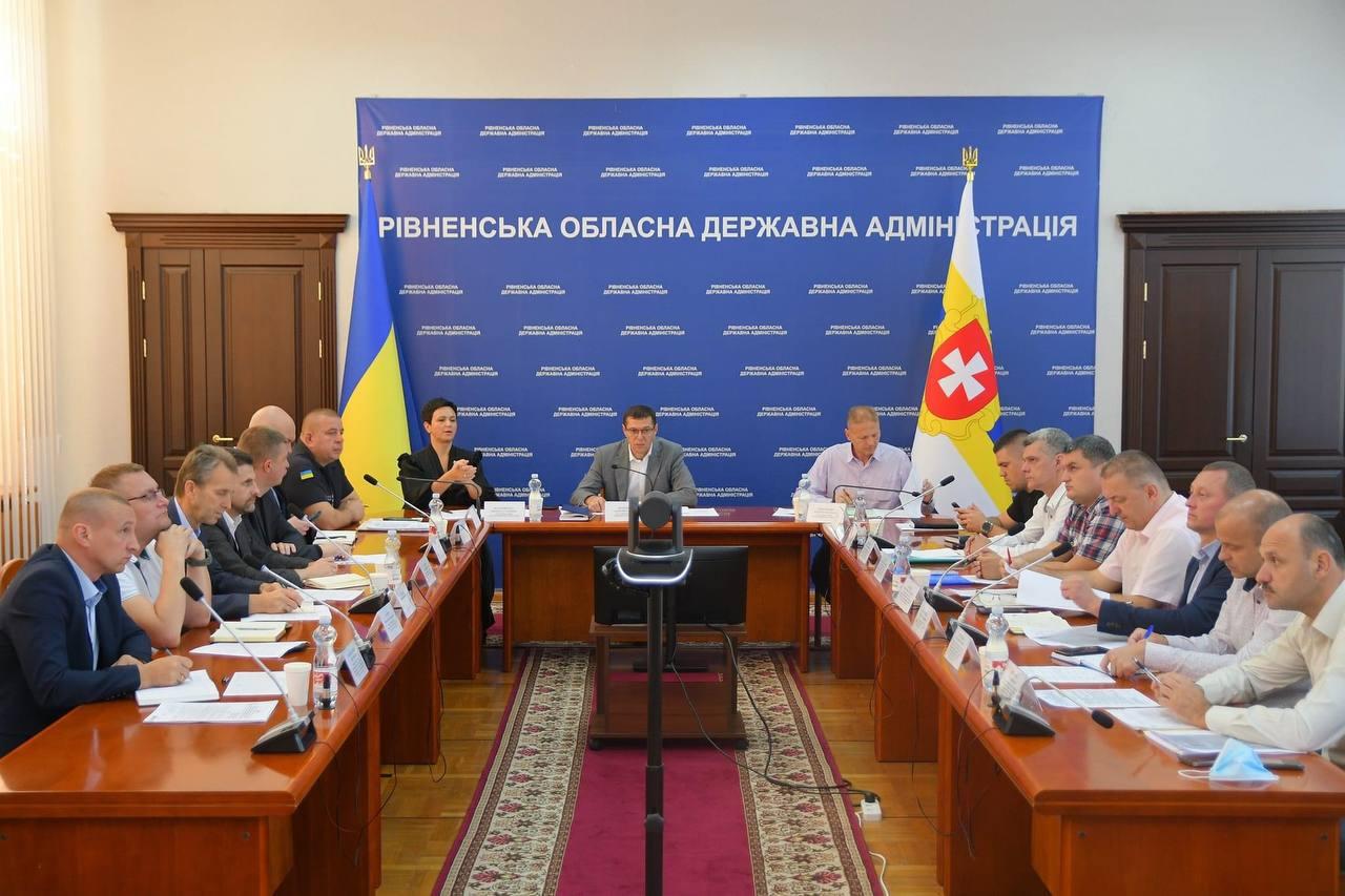 У Рівненській області більше контролюватимуть дотримання карантину: яка причина