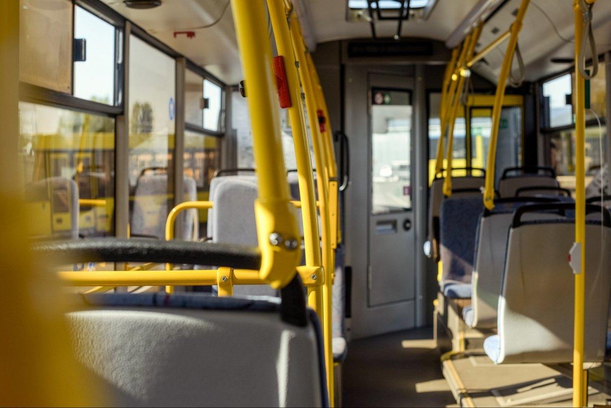 Чи зміняться обмеження для громадського транспорту Рівного у «жовтій» зоні