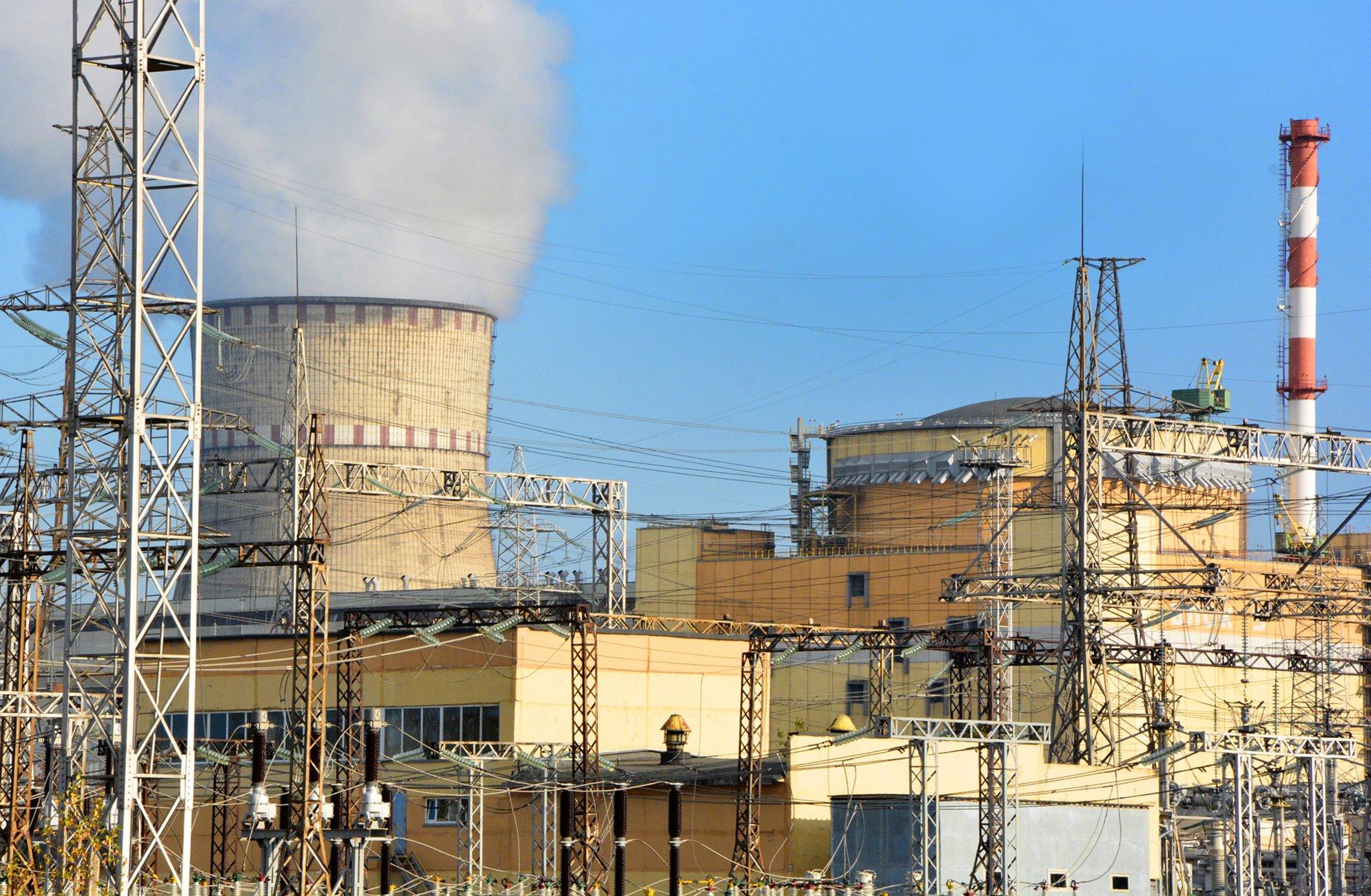 Один із енергоблоків Рівненської АЕС і надалі в ремонті