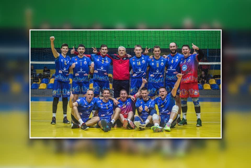 Рівненський волейбольний клуб у другому етапі Кубку України