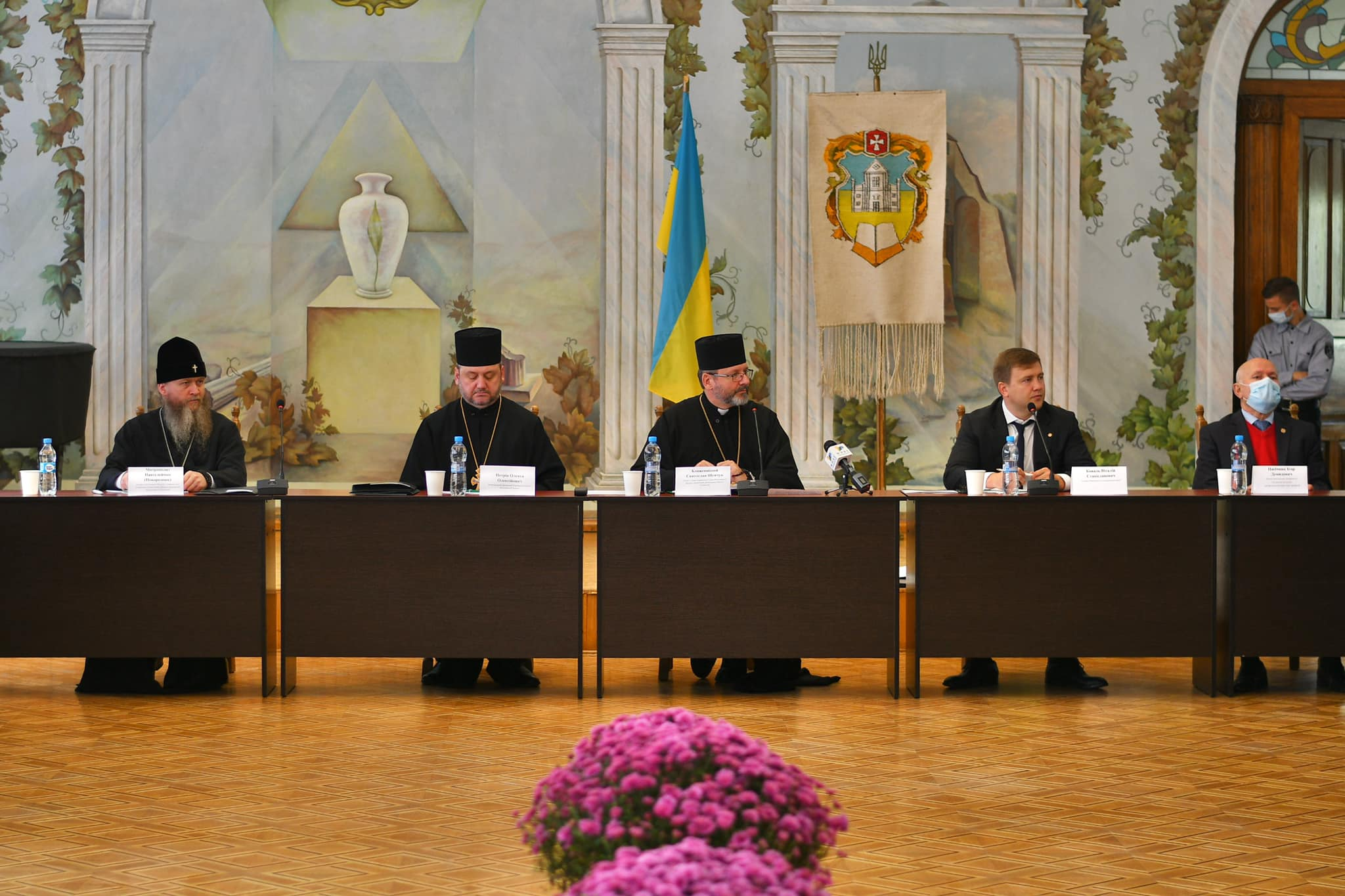 Більше двадцяти лідерів різних релігійних конфесій зібралися на Рівненщині: про що говорили