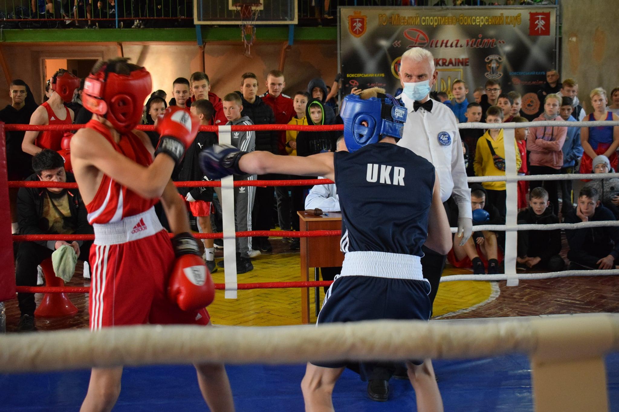 У Здолбунові відбувся турнір з боксу: як це було