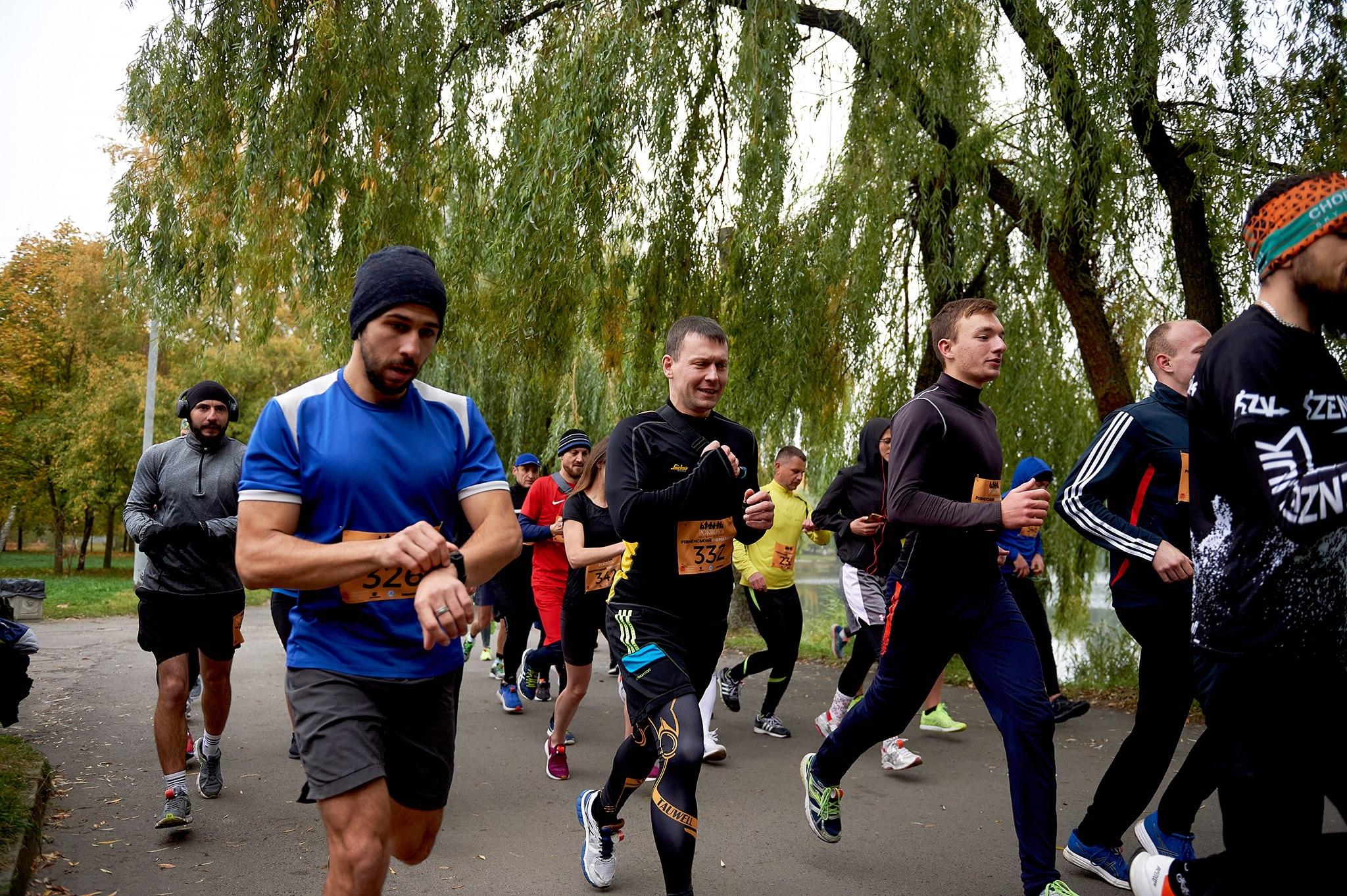 «Pokrova Half Marathon 2021» у Рівному: хто переміг